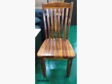 88004109 樟木色餐椅餐椅全新