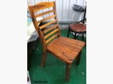88005109 樟木色餐椅餐椅全新