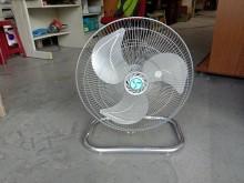 快樂福二手倉庫18吋工業風扇電風扇無破損有使用痕跡