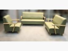 [全新] 全新綠色123沙發 二手茶几多件沙發組全新