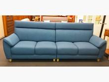 [全新] 藍寶堅尼貓抓皮四人沙發 桃區免運多件沙發組全新