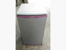 二手東元小鮮綠冰箱/二手套房冰箱冰箱無破損有使用痕跡