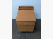 三層抽屜櫃/置物櫃/書櫃/收納櫃床頭櫃全新