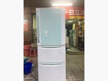 「二手」國際 500公升三門冰箱冰箱無破損有使用痕跡