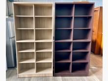 吉田二手傢俱❤全新活動12格書櫃書櫃/書架全新