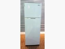 [7成新及以下] 250公升聲寶SAMPO雙門冰箱冰箱有明顯破損