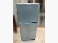 [7成新及以下] 樂金157L雙門小冰箱冰箱有明顯破損