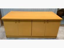 [7成新及以下] A012212*木色收納櫃*收納櫃有明顯破損