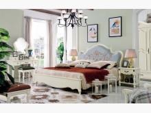 [全新] 蘇菲亞法式5尺床台$42600雙人床架全新