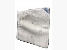 [9成新] 白色6尺床墊 * 二手中古 床墊雙人床墊無破損有使用痕跡