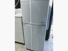 [9成新] 東芝120公升省電冰箱免運費冰箱無破損有使用痕跡