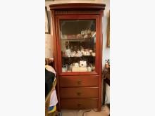 [8成新] 紅木展示櫃收納櫃有輕微破損