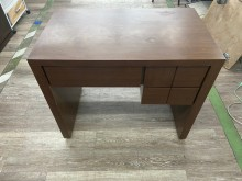 吉田二手傢俱❤3尺書桌電腦桌書桌/椅無破損有使用痕跡