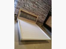 九成新白橡5x6.2標準雙人掀床雙人床架無破損有使用痕跡
