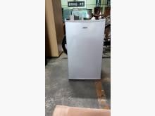 01259-聲寶95公升冰箱冰箱無破損有使用痕跡