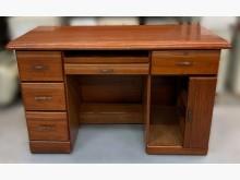 [7成新及以下] 實木電腦桌 書桌* 2手桌椅 餐電腦桌/椅有明顯破損