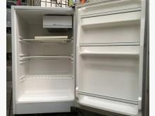 二手小冰箱 單門冰箱~有保固冰箱有明顯破損