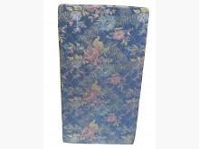 3.5尺單人床墊* 二手床組 床單人床墊無破損有使用痕跡