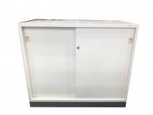 [9成新] 3尺鐵櫃 * 公文櫃 資料櫃辦公櫥櫃無破損有使用痕跡