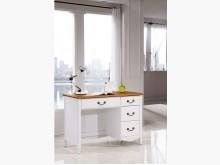 艾菈法式柚木白色書桌$12200書桌/椅全新