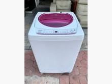 東芝10公斤直立式/單槽洗衣機洗衣機無破損有使用痕跡