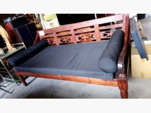 [9成新] 大台北二手傢俱-羅漢床床無破損有使用痕跡