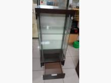 [95成新] 九成五新強化玻璃展示櫃(小)高低櫃近乎全新