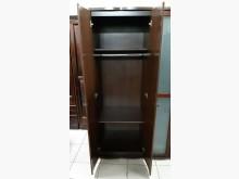 [9成新] 九成新歐式造型7尺直立式衣櫃衣櫃/衣櫥無破損有使用痕跡