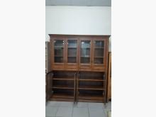 [95成新] 九成五新全實木樟木中抽書櫃書櫃/書架近乎全新