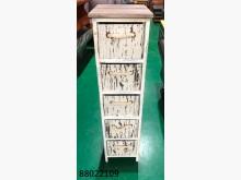 88022109 木製五抽櫃其它櫥櫃全新