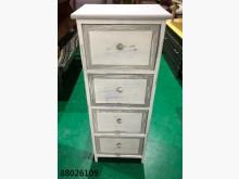 88026109 木製四抽櫃其它櫥櫃全新