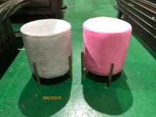 [全新] 庫存/零碼 灰/粉椅凳沙發矮凳全新