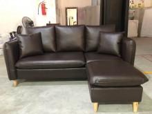 [全新] 毅昌二手家具~外銷出清小L型沙發L型沙發全新
