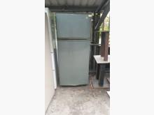 [9成新] 01462-三洋雙門冰箱冰箱無破損有使用痕跡