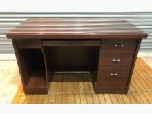 [8成新] CE0318DJJ 胡桃書桌書桌/椅有輕微破損