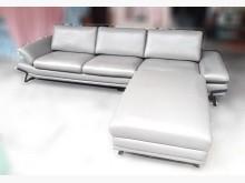 [8成新] 灰色L型沙發L型沙發有輕微破損