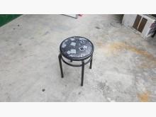 [8成新] 合運二手傢俱~皮圓凳2790其它桌椅有輕微破損