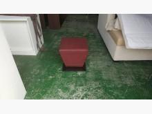 合運二手傢俱~可旋轉四方皮椅凳沙發矮凳無破損有使用痕跡