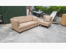 [9成新] 合運二手傢俱~亞麻布1+2沙發多件沙發組無破損有使用痕跡