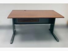 [全新] *全新深胡桃+中抽辦公桌*電腦桌/椅全新