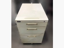 [9成新] C41403* 3抽活動櫃*辦公櫥櫃無破損有使用痕跡