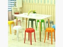 [全新] 圓凳子,承重150公斤,堅固耐用餐椅全新
