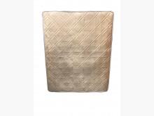 [9成新] 金色5尺床墊*獨立筒床墊 床架雙人床墊無破損有使用痕跡