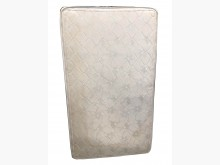 [9成新] 3.5尺床墊*獨立筒床墊 床架單人床墊無破損有使用痕跡