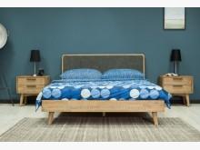 [全新] 2001508-2帕絲6尺床雙人床架全新