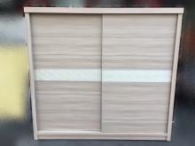 [95成新] B42901*雪松色7尺衣櫃衣櫃/衣櫥近乎全新