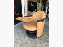 [9成新] 香榭*褐色皮革 活動式單人沙發椅單人沙發無破損有使用痕跡