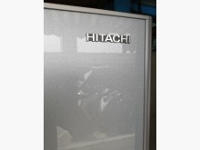 [9成新] 日立超變頻609公升對開式冰箱冰箱無破損有使用痕跡