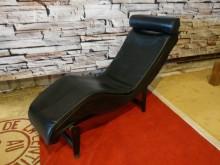 [8成新] 魔力黑皮美容.休閒.戶外躺椅沙發床有輕微破損