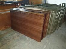01614-5尺床頭片其它寢具(飾)無破損有使用痕跡